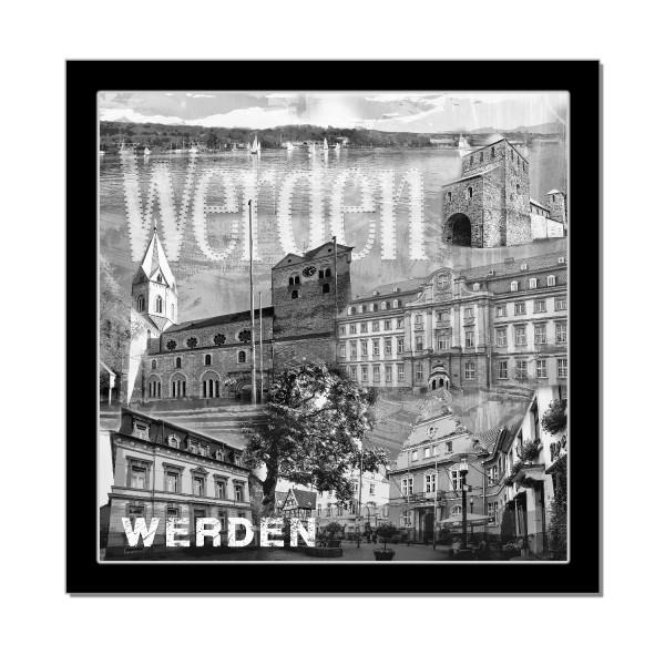 Collage Essen-Werden