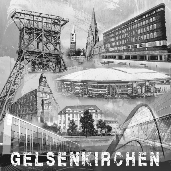 Collage Gelsenkirchen