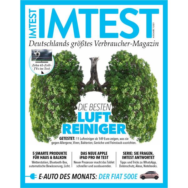 IMTEST E-Paper - Die besten Luftreiniger 2021