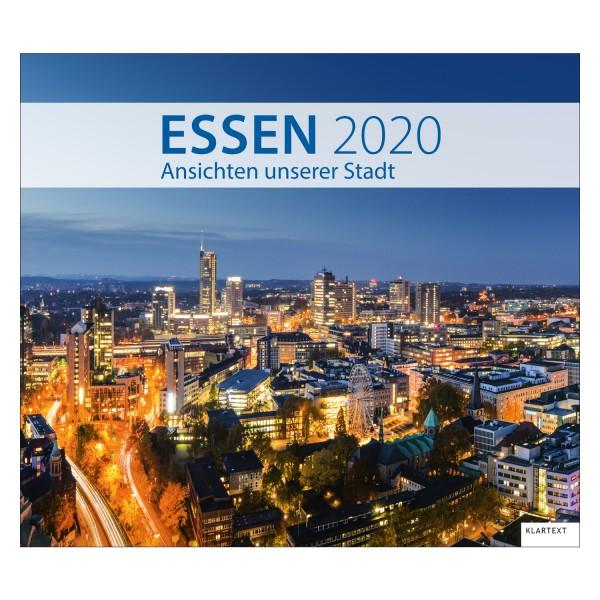 Essen 2020 - Kalender