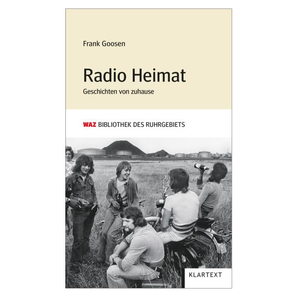 WAZ Bibliothek Einzelband Radio Heimat