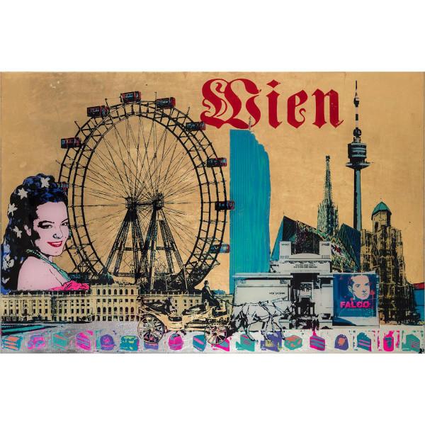 Wien – Original-Kunstwerkvon Sandra Rauch