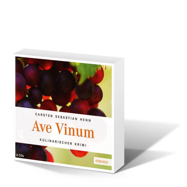 Ave Vinum Hörbuch gelesen von Jürgen von der Lippe