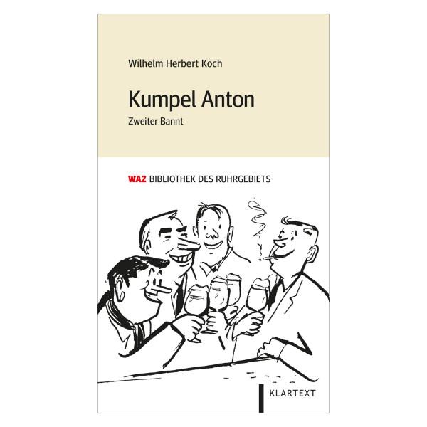 WAZ Bibliothek 2021 – Kumpel Anton. Zweiter Bannt