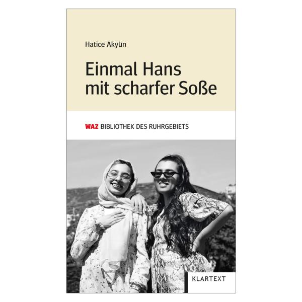 WAZ Bibliothek Einzelband Einmal Hans mit scharfer Soße