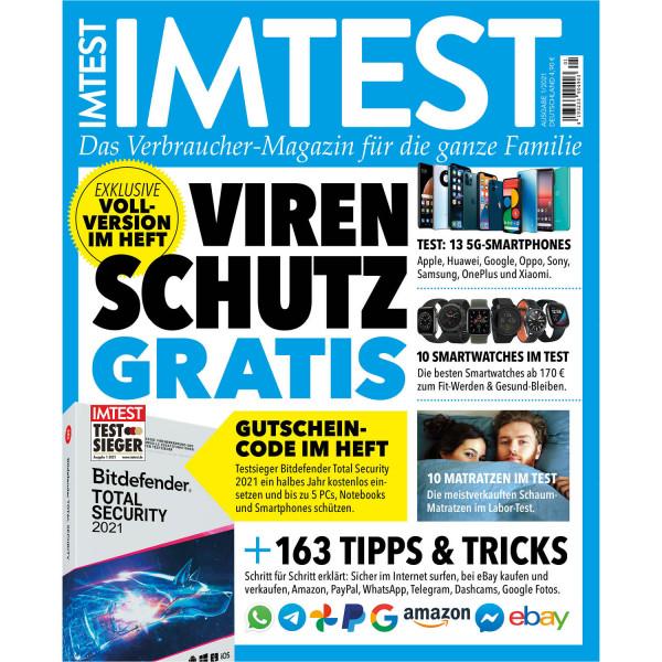 IMTEST E-Paper - Virenschutz 01/21