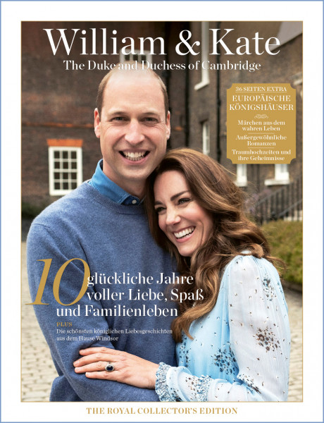 Collector's Edition - Wiliam & Kate