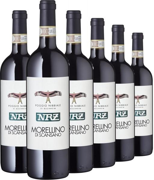 NRZ Rotwein