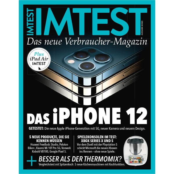 IMTEST E-Paper - Das iPhone 12