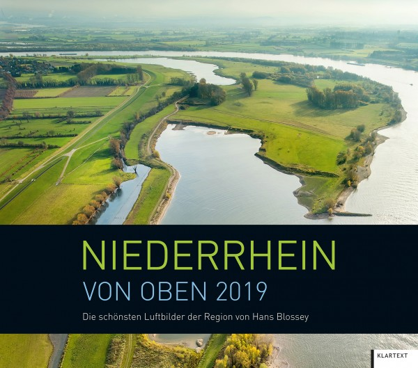 Niederrhein von oben - Kalender 2019