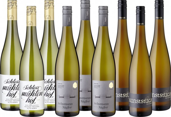 """Weinpaket """"Gaullt & Millau Empfehlungen für Deutschland"""""""