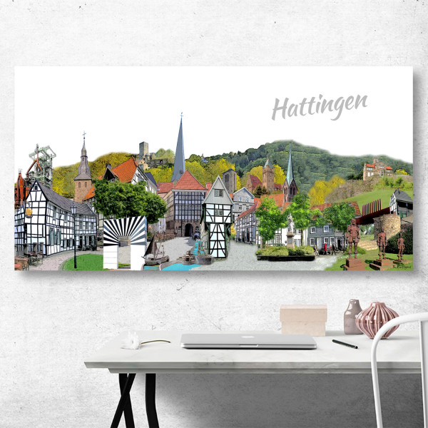 Stadtportrait Hattingen