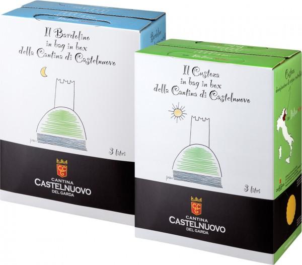 Das Gardasee Bag-in-Box-Paket