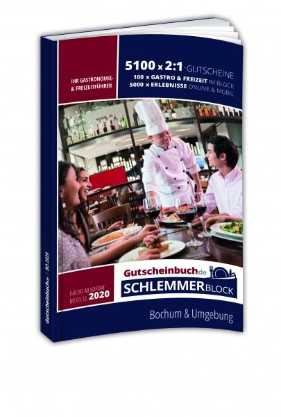 Bochum & Umgebung 2020 Gutscheinbuch.de Schlemmerblock