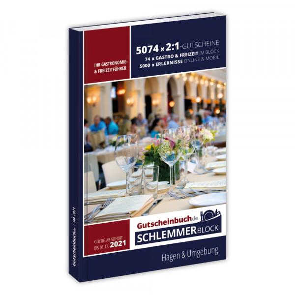 Gutscheinbuch.de Schlemmerblock Hagen 2021