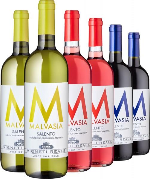 Frühlingsfrische Weinvielfalt - Malvasia Mania