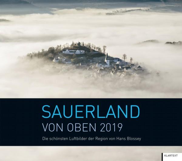 Sauerland von oben - Kalender 2019
