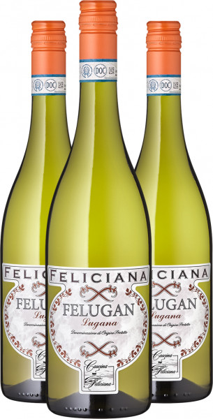 2019 Felugan Lugana, DOP, Feliciana - 3er-Paket