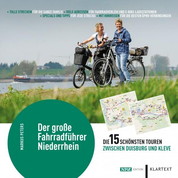 Der grosse Fahrradführer Niederrhein