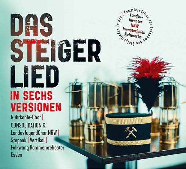 CD Steigerlied in 6 Versionen