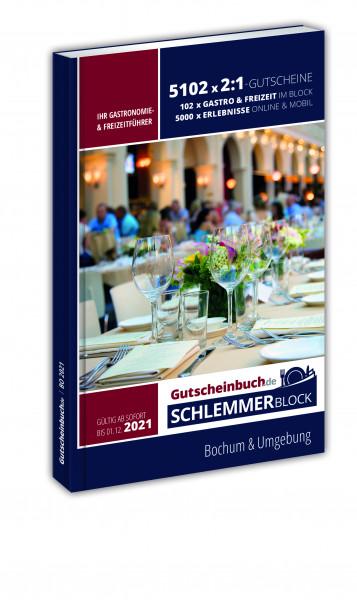 Gutscheinbuch.de Schlemmerblock Bochum 2021