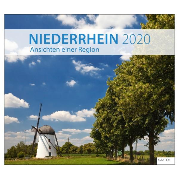 Niederrhein 2020 - Kalender