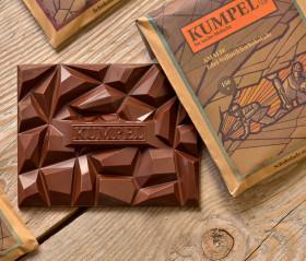Kumpel-Schokolade - 4er-Set